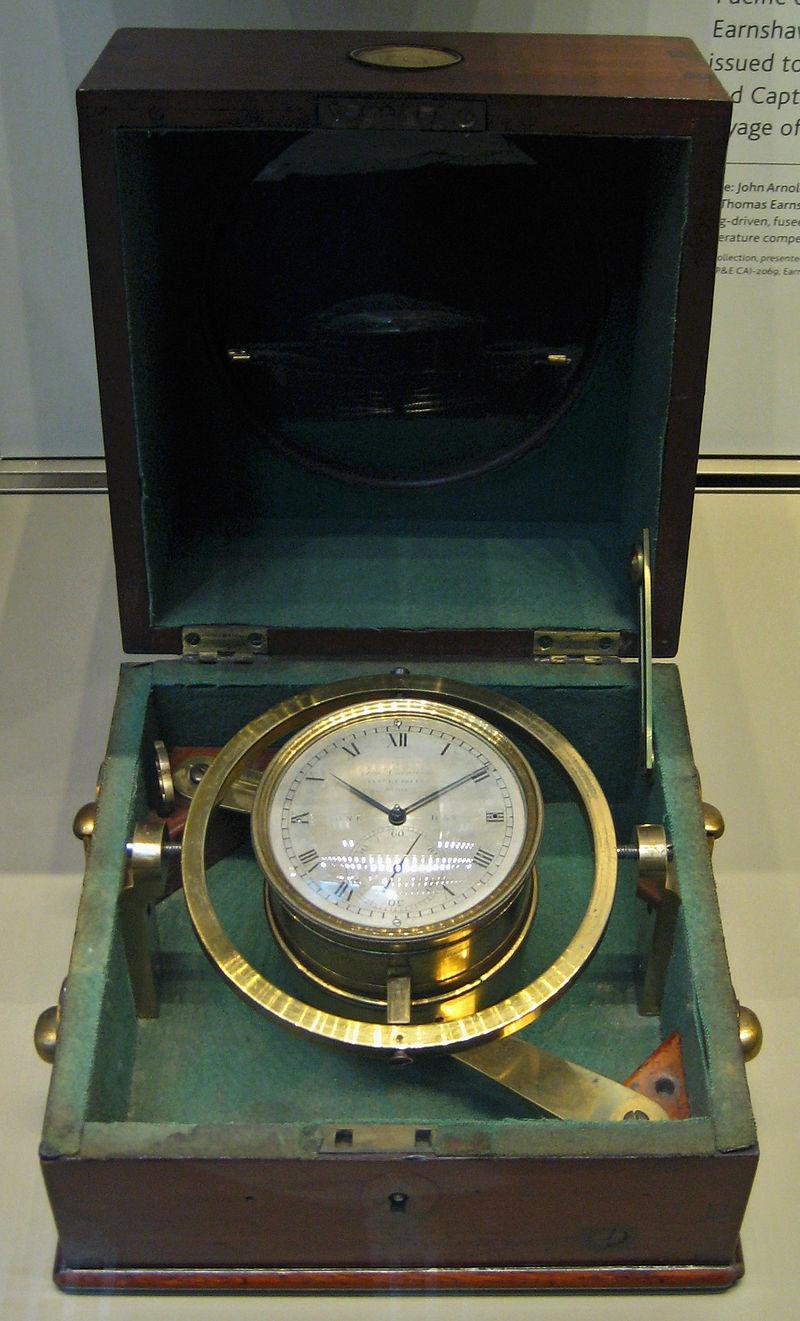 A chronometer