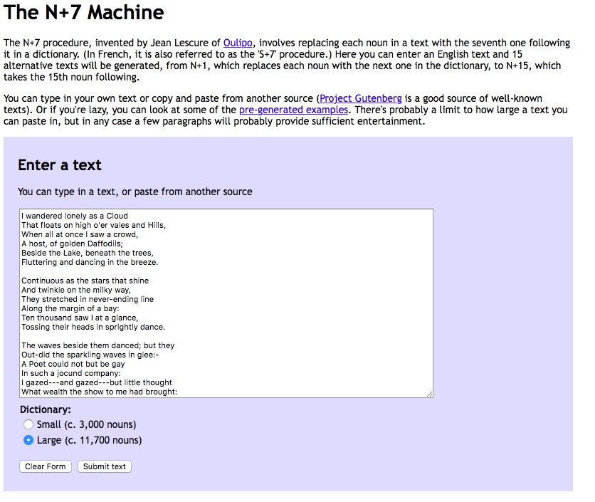 nplus7machine